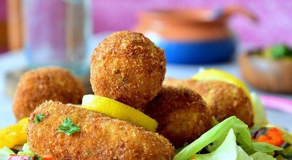 Croquettes de thon | Le Blog cuisine de Samar
