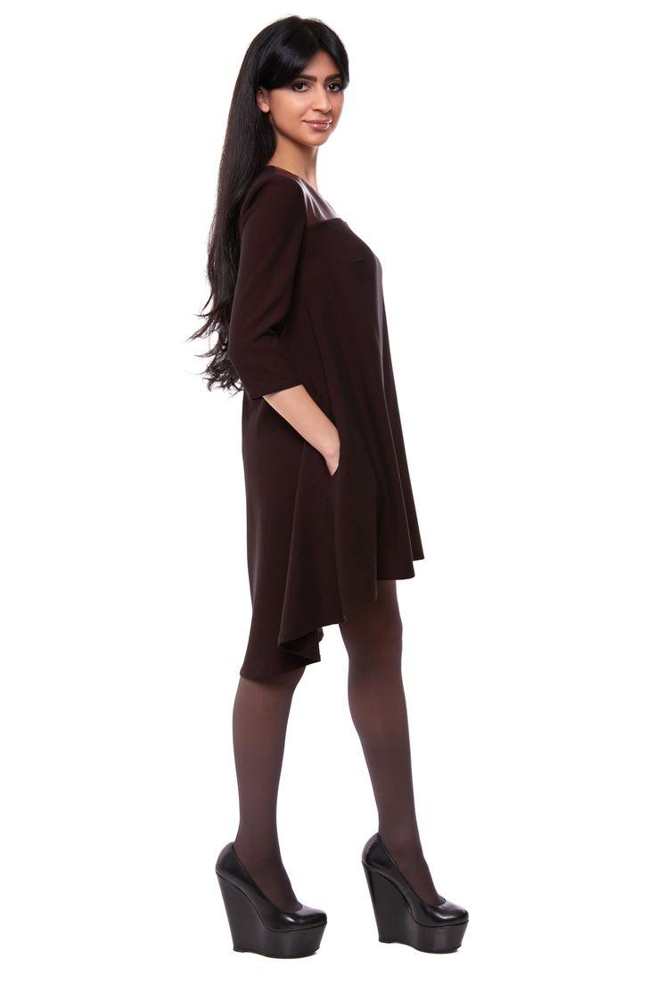 "Платье ""Юнона"" бордо - http://uarefashion.com/shop/clothes/plate-yunona-bordo/"