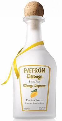 Patron Citronge Mango Liqueur