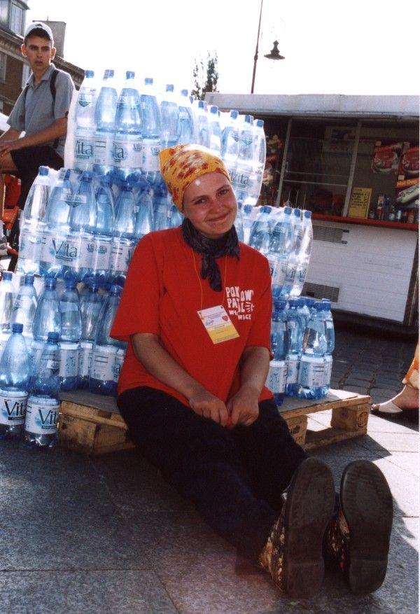 """To pierwsza patrolowa akcja pod hasłem """"Trzeba pomóc"""", która odbyła się w 2002 roku."""