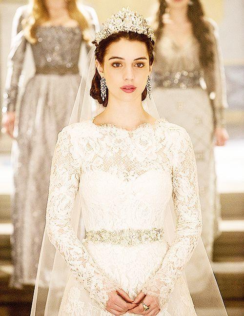 Reign [TV Show] Photo: Mary's Wedding