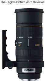 Sigma 50-500mm f/4-6.3 EX DG HSM