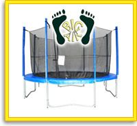 12ft Trampolines For Sale Online - Big Air 12ft Trampolines