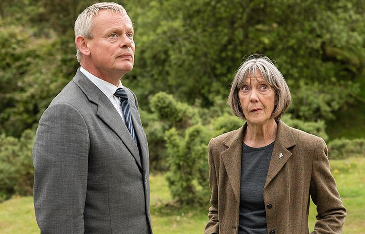 The curmudgeonly Doc Martin has plenty to grouse about in Season 7, exclusive to Acorn