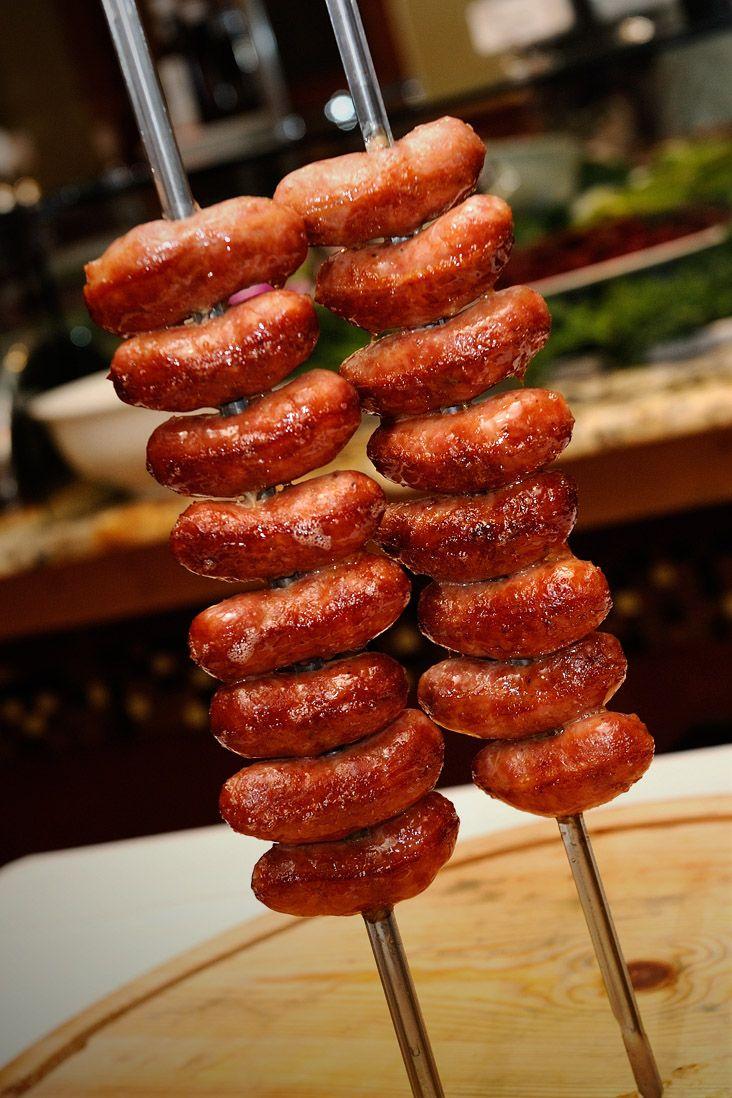 Texas de Brazil- Brazilian sausage