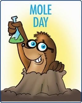 A Media Specialist's Guide to the Internet: Welcome to Mole Day! Here are a Dozen Resources for Chemistry Teachers