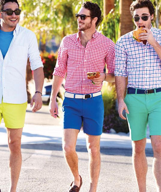 152 best GQ-summer- images on Pinterest | Menswear, Shorts and ...