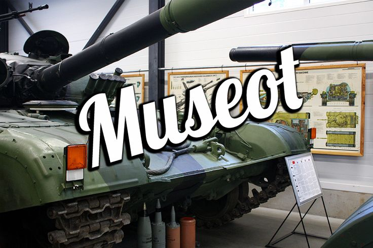 Suomi Tourin museovinkit / Finland travel tips: museums #suomi #finland