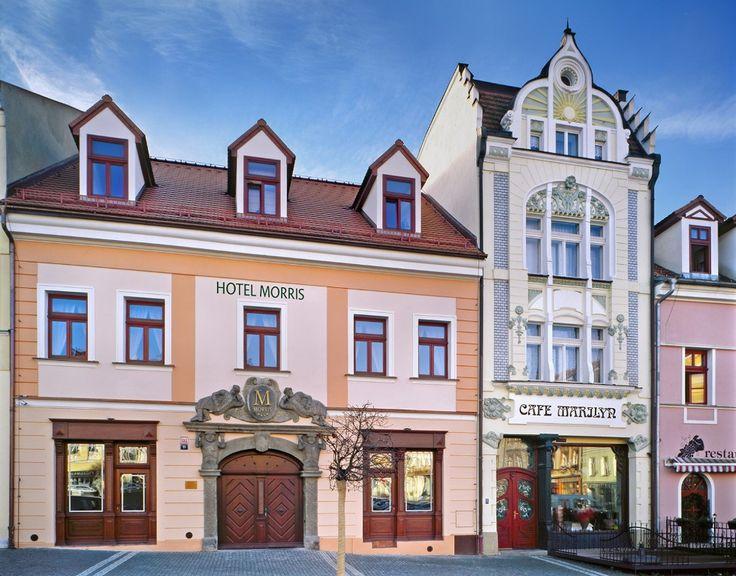 HOTEL MORRIS - ČESKÁ LÍPA  www.hotelmorris.cz Hotel 4* Superior