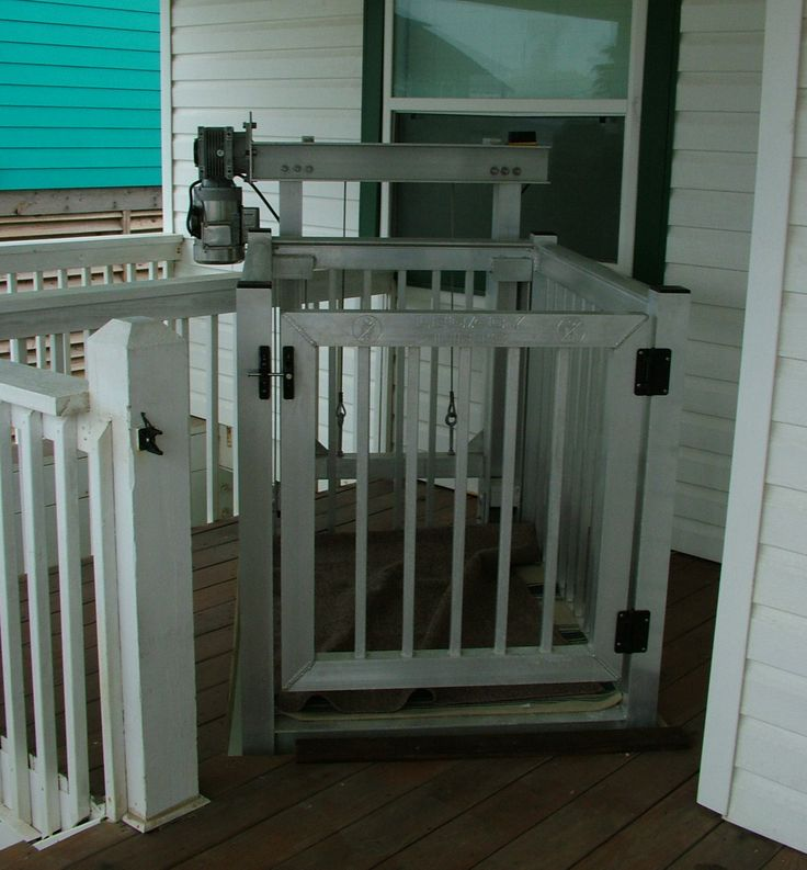 Beach House Decks: Need It To Come Up Through Your Deck.. Not A Problem
