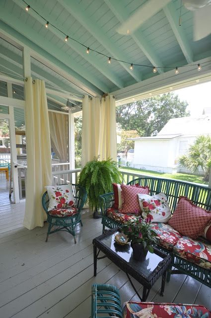 Jane Coslick Cottages : New Beds..New Porch... New Visitors at Cottage On The Green
