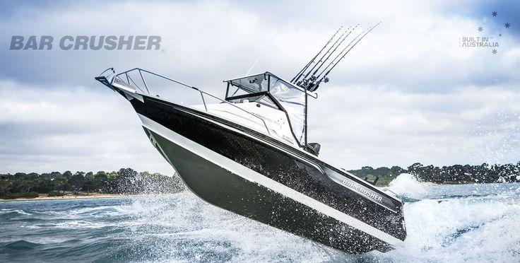 Aluminium Fishing Boats | Bar Crusher Boats - Aluminium Boats and Fishing Boats for Sale