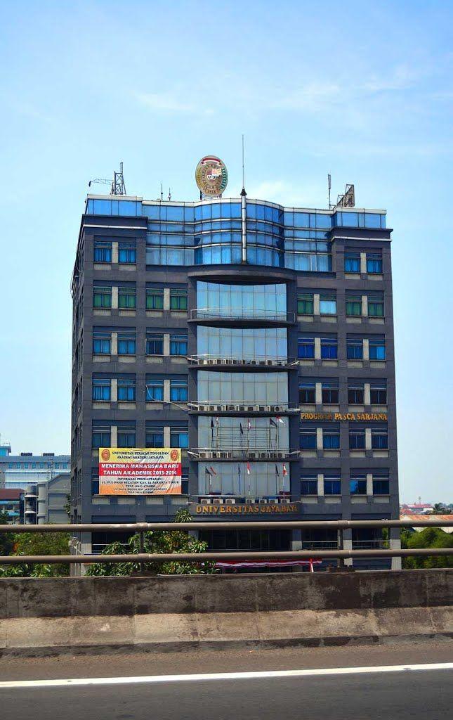 AMP Jayabaya Building, @ Ikung Adiwar