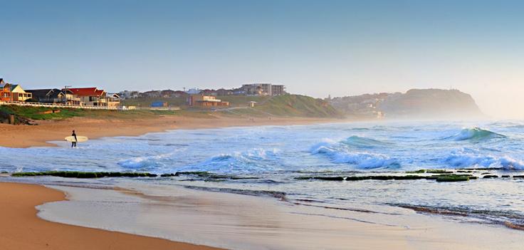 Merewether beach Newcastle
