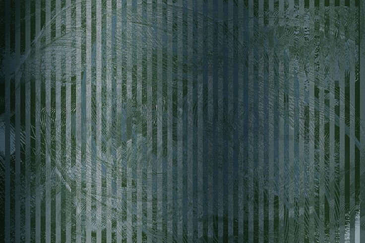 Abstract Specular Reflections - Green Grey - Tapetit / tapetti - Photowall