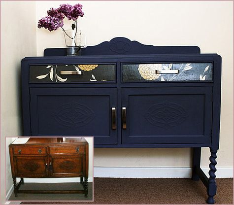 What To Do With A Salvaged Dresser   Pomp And Circumstance