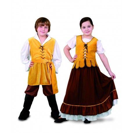Disfraz mesonero/a, tabernero, ideal para el portal de belén o cabalgata Reyes #sevilla tienda disfraces baratos online www.martinfloressl.es