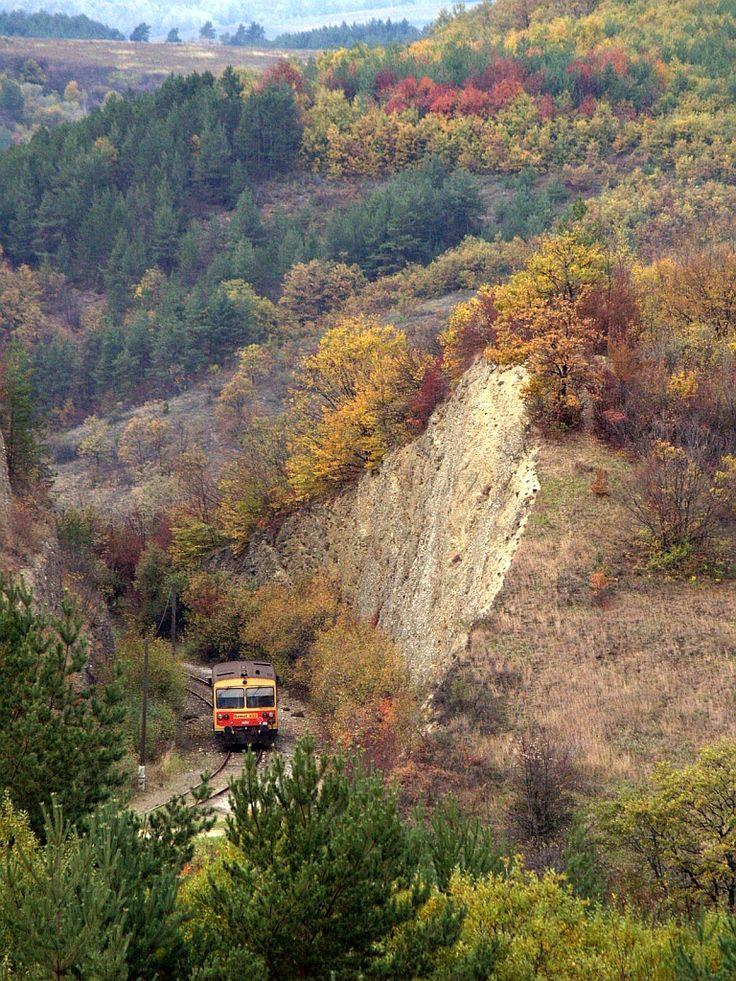 Szilvásvárad railway