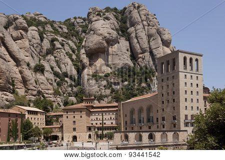 Monestir Santa Maria De Montserrat