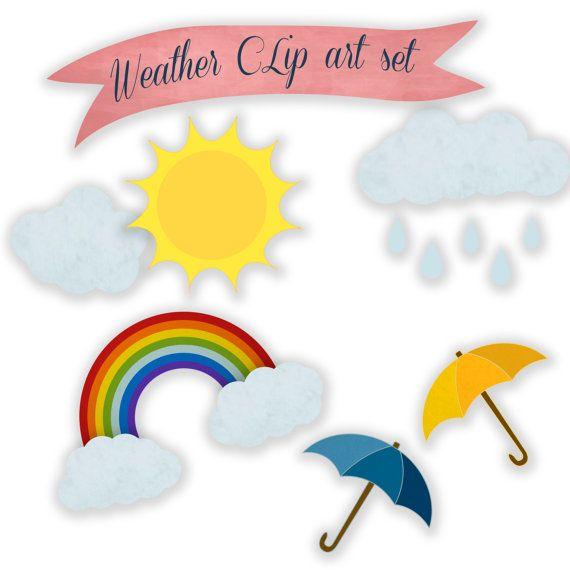 rainbow umbrella clip art - photo #48