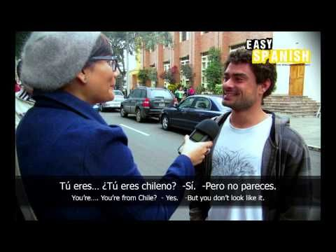 ▶ Easy Spanish 2 - Plans for today - YouTube