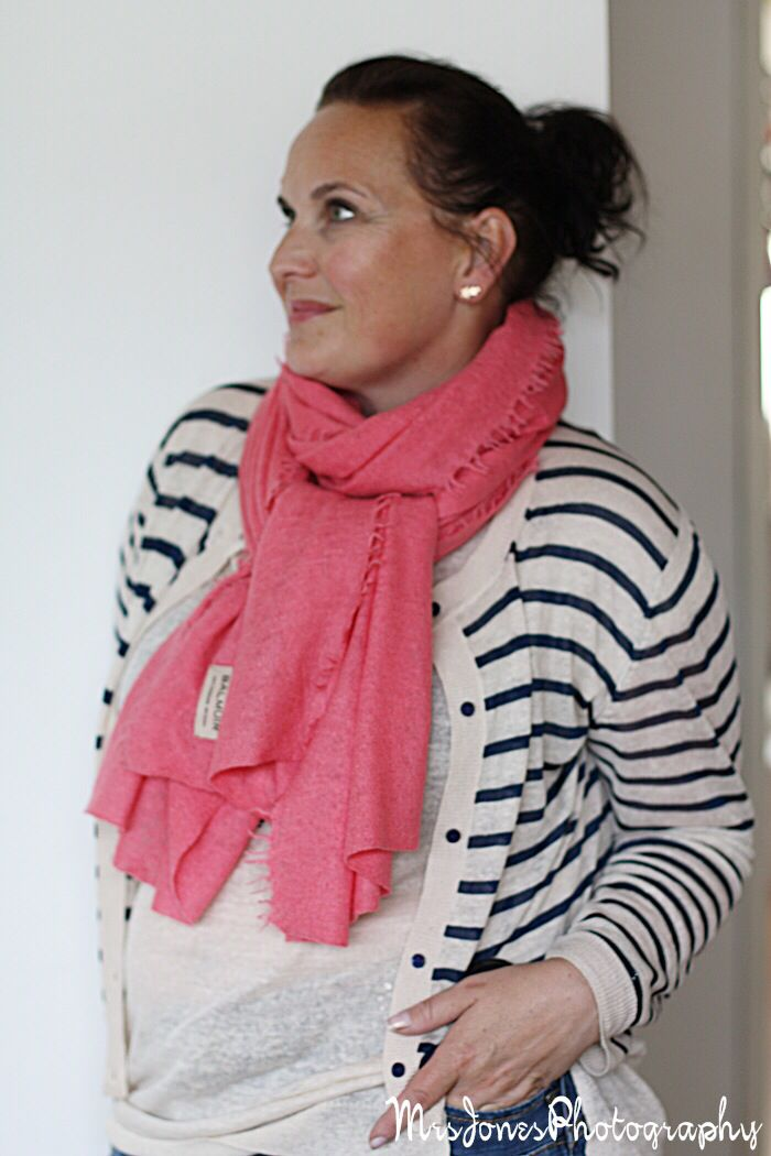 Balmuir Helsinki scarf & Mrs Jones