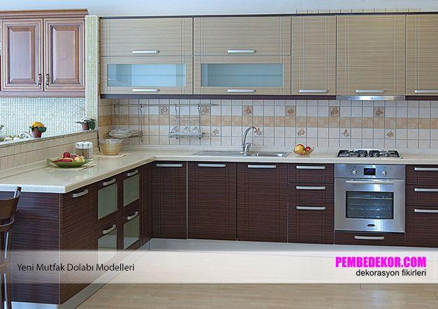Son zamanların en güzel mutfak modelleri hem sade hem de şık gözüken modellerdir. Bu tarz bir model seçerseniz mutfağınız evinizin diğer odalarından daha çok hoşunuza gidecektir.