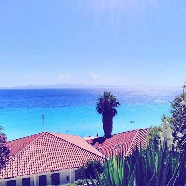 Endless blue🌊 #stemaworld #sea #summer #Chalkidiki #Greece