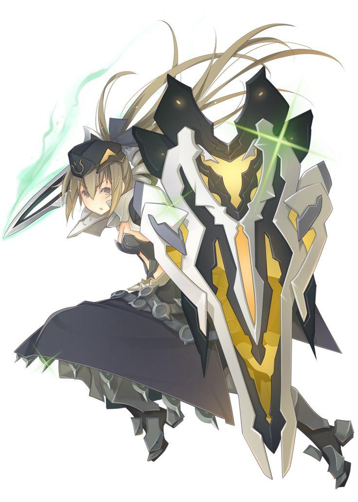 Shield+sword