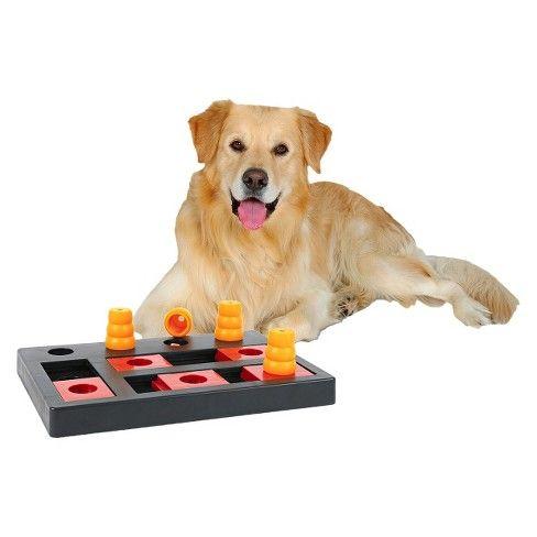 Trixie Chess Game Pet Toy Level 3 Target Dog Dogtoy Affiliate Dogpuzzle Dogstuff Dog Toys Best Dog Toys Interactive Dog Toys