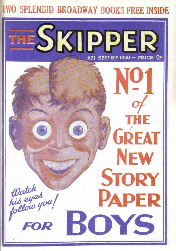 In this Very Special Issue, Skipper gets into the Bad Drugs