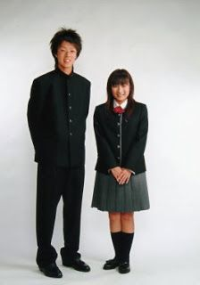 MUNDO JAPON: Uniforme escolar japonés