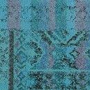 Buy Remembrance-Teal carpet tile by FLOR