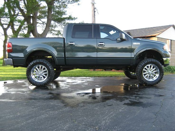 Ford F 150 Lifted