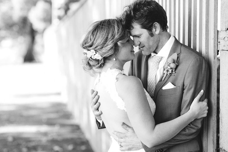 Black and white photos at Observatory Hill Wedding