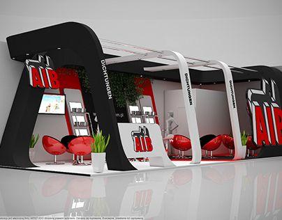 Stand design - AIB