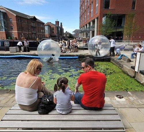 Granary Wharf Waterfront Festival