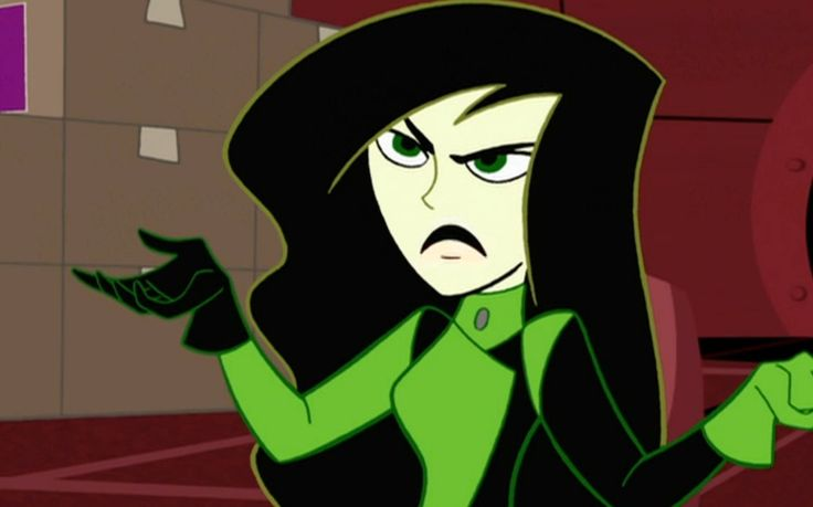 I got Shego! Quiz: Which Kim Possible Character Are You? | Oh My Disney // I am not Shego!