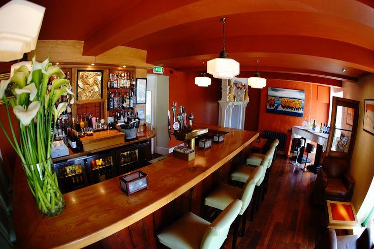 Ballinacurra House bar