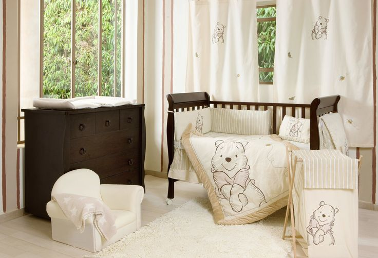 51 best baby waller images on pinterest babies nursery winnie the pooh nursery and baby room - Cute winnie the pooh baby furniture collection ...