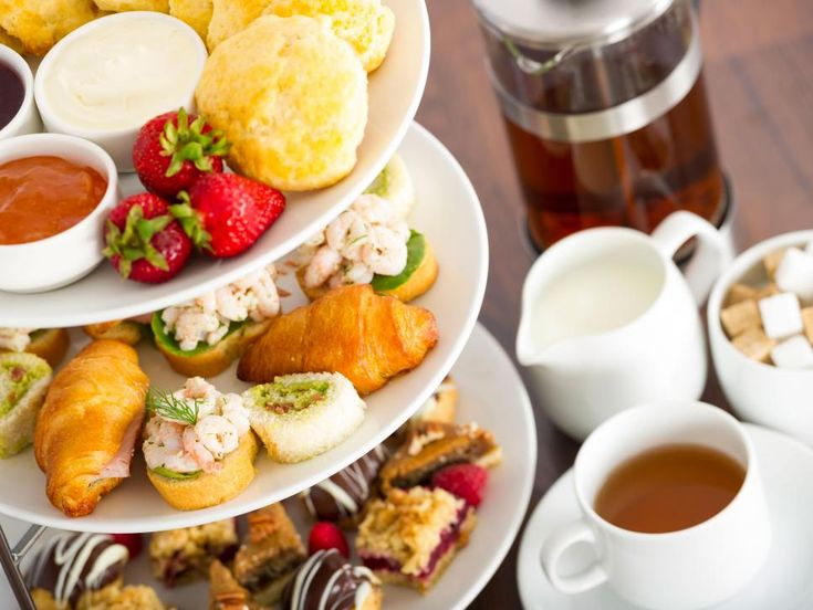 From tea and finger sandwiches served in the traditional English style to cakes and scones with a Mediterranean twist, here are some of the best spots across the country to lift your pinkie.