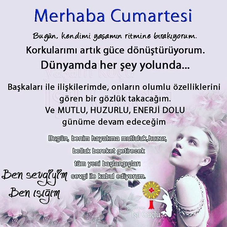 """85 Beğenme, 2 Yorum - Instagram'da Işıl Güçlü Toloğlu (@yasamkocuisilguclu): """"#merhaba #cumartesi #olumlama #motivasyon #bilinçaltı #yenigün #yeniben #ışılda #koçluk"""""""
