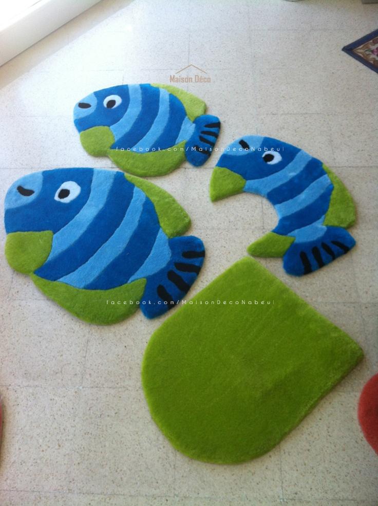 11 best ideas about tapis pour salle de bain on pinterest - Tapis pour salle de bain ...
