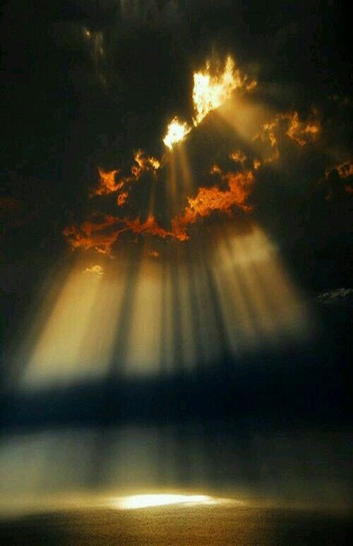 #light #space #cloud