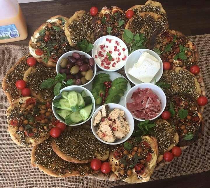Lebanese Party Food Ideas