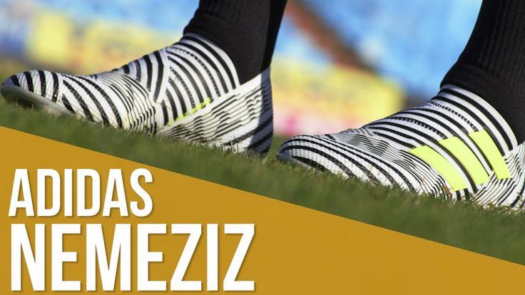 adidas NEMEZIZ// Análisis + Playtest de las nuevas botas de Leo Messi Feels 22 Sneakers...  Analizamos a fondo las nuevas botas de fútbol adidas Nemeziz, Las botas con las que veremos jugar a Leo Messi, Lucas Vázquez o Cuadrado entre otros. COMPRA AQUÍ TUS ADIDAS NEMEZIZ:...