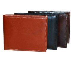 Praktická a luxusná kožená peňaženka