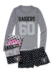 Victoria's Secret carries NFL gear now