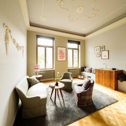 Hotel Lindenberg in Frankfurt