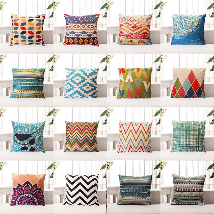 14style housse de coussin color taie d oreiller maison for Canape cactus sofa